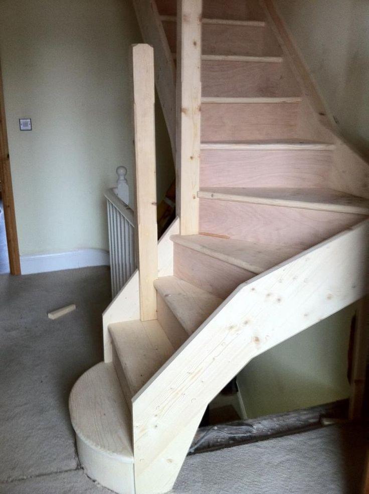 Loft staircase stair box loft staircases