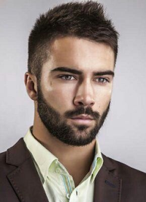 Men's hair, beard, grooming and style