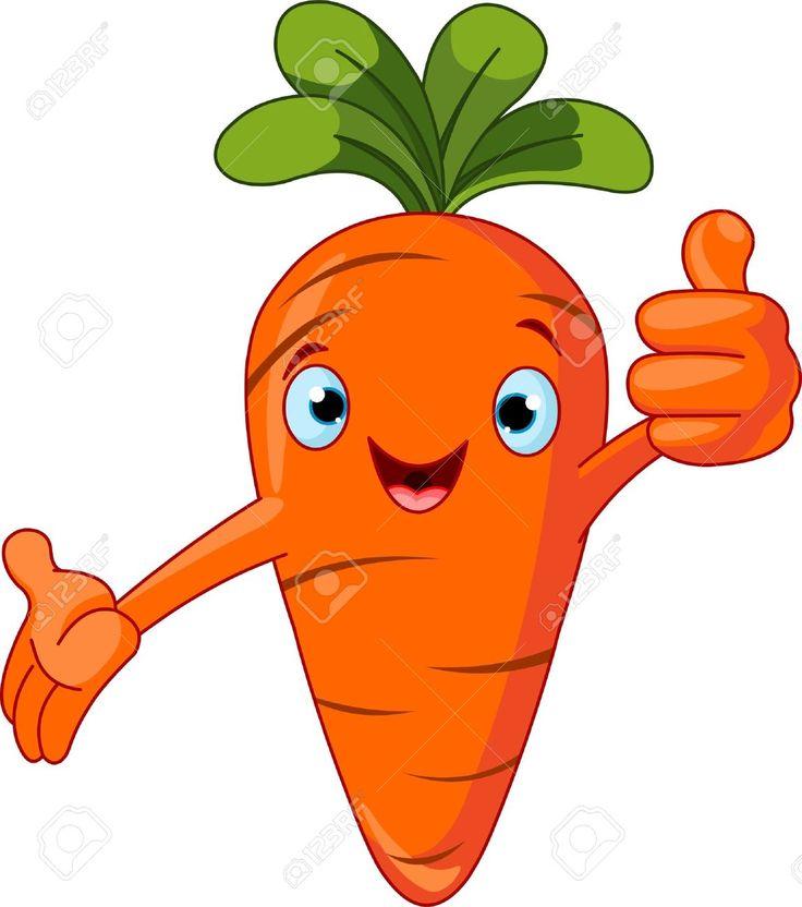Resultado de imagen para zanahorias animadas