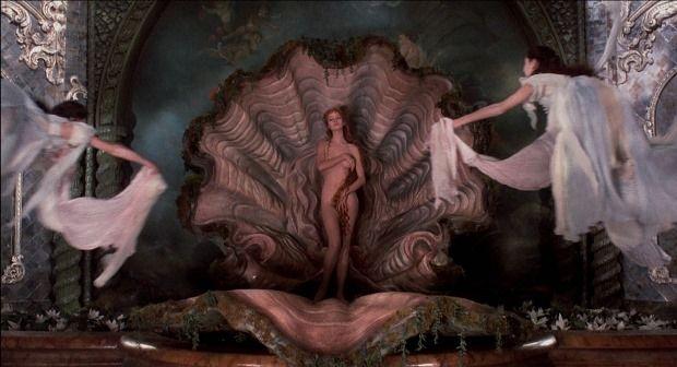 20 цитат живописи в кино: от Боттичелли до Ренуара  «Приключения барона Мюнхгаузена» (Терри Гиллиам, 1988)