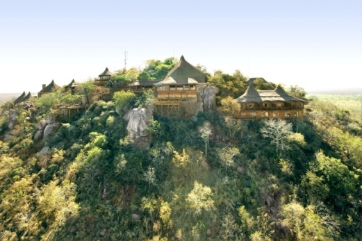 Sir Richard Branson's private African suite - ULUSABA CLIFF LODGE, Greater Kruger - IconVillas