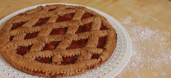 Crostata tradizionale con farina di farro | Ricette Farro