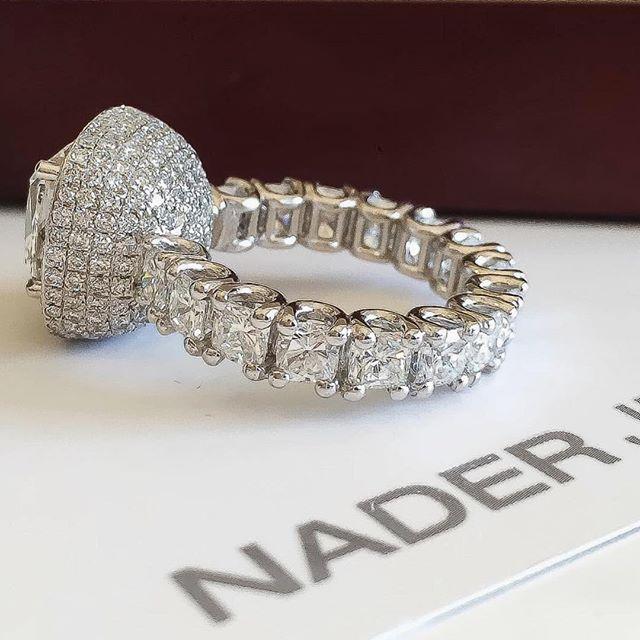 Princess Wedding Diamond Rings Jewel Dream Beautiful Ps Engagement Diamonds