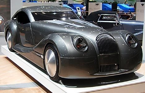 new morgan car - Google Search
