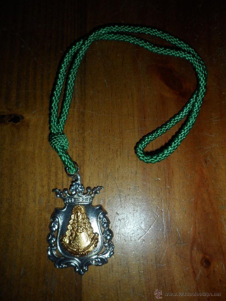 Medalla Virgen Del Rocio Hermandad De Triana Collares De Cuentas Medallas Virgen Del Rocio