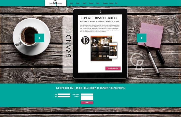 Lorimenna.com, website design