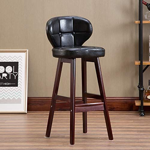 Peachy Nssdsd High Stool Solid Wood Bar Chair Retro Bar Stools Dailytribune Chair Design For Home Dailytribuneorg
