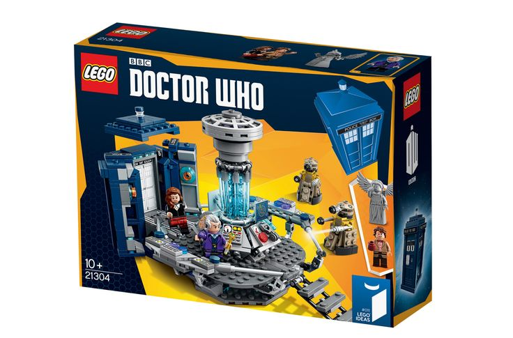 LEGO Ideas Dr Who
