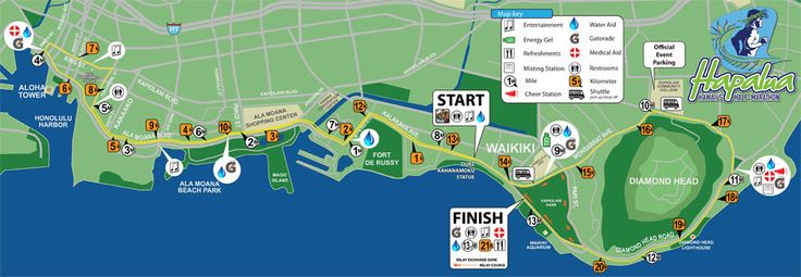 ホノルルハーフマラソン ハワイ・グアム 大会一覧から探す 地球を走ろう!マラソンツアー スポーツ クラブツーリズム