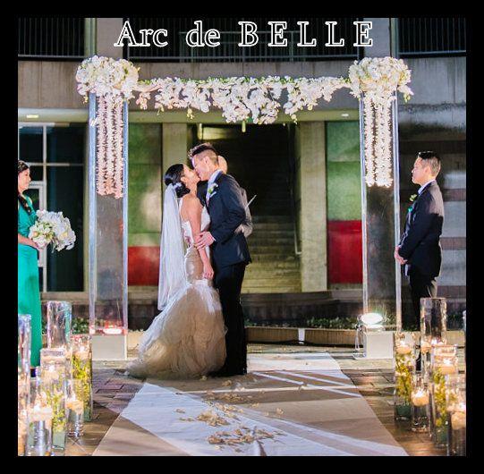 Modern Wedding Altar: Best 25+ Wedding Arch Rental Ideas On Pinterest