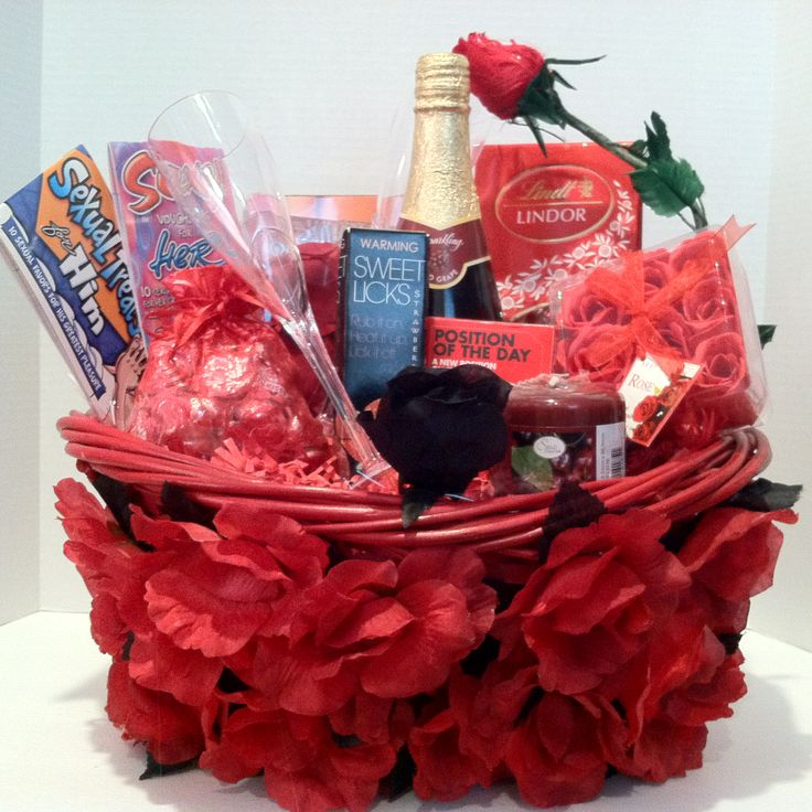 47 best romantic evening gift baskets images on pinterest for Bedroom kandi swag bag