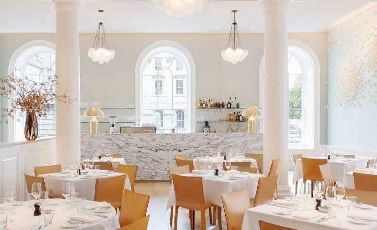 Spring Restaurant at Somerset House | Remodelista