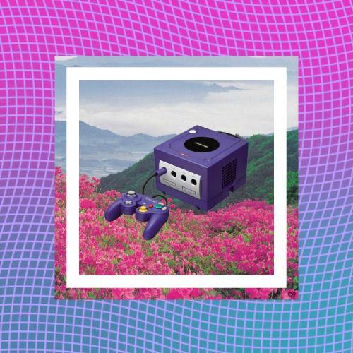 "yung-slump:  ""Nintendo // ゲームキューブ"""