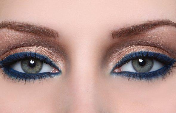 Augen Make-up, makeup, eyes, oczy, AMU