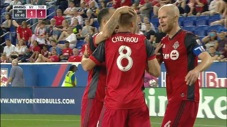 Cheyrou header brings Toronto level