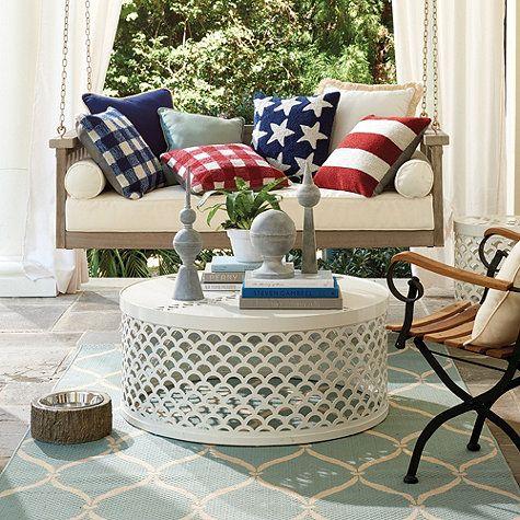 Maya Coffee Table | Ballard Designs
