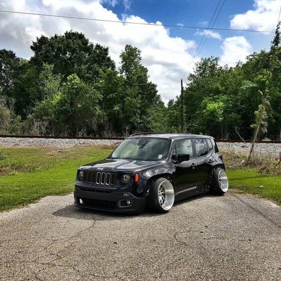 Slammed Renegade Jeep Renegade Jeep Renegade Trailhawk 2015