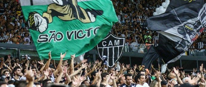 Mineirão; Atlético-MG (Foto: Bruno Cantini)