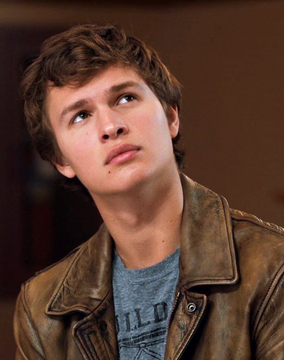 cute, smile, ansel elgort