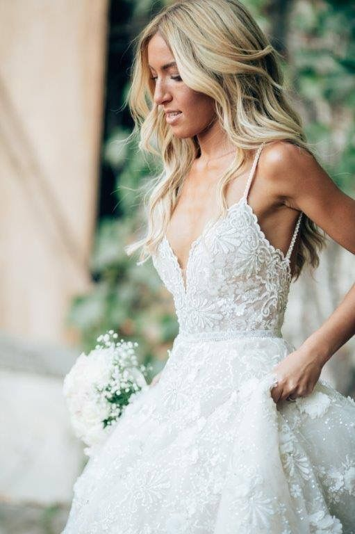 Wedding dress detail and inspiration