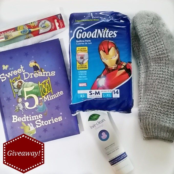 5 Tips for better sleep for kids plus a giveaway via www.parentclub.ca