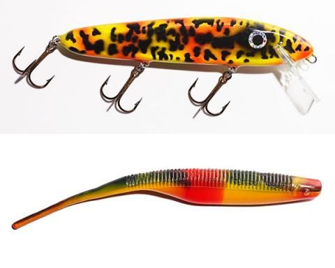 17 best images about largemouth bass lures on pinterest for Largemouth bass fishing lures