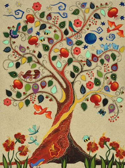 Karla Gudeon, Tree of Life