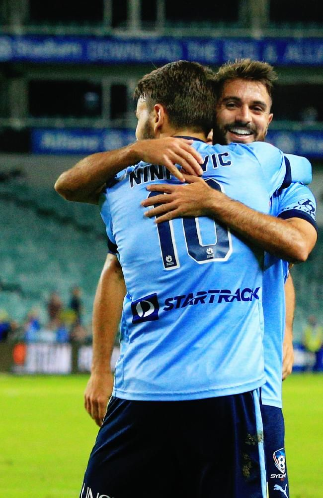Sydney FC v Perth Glory in A-League finals