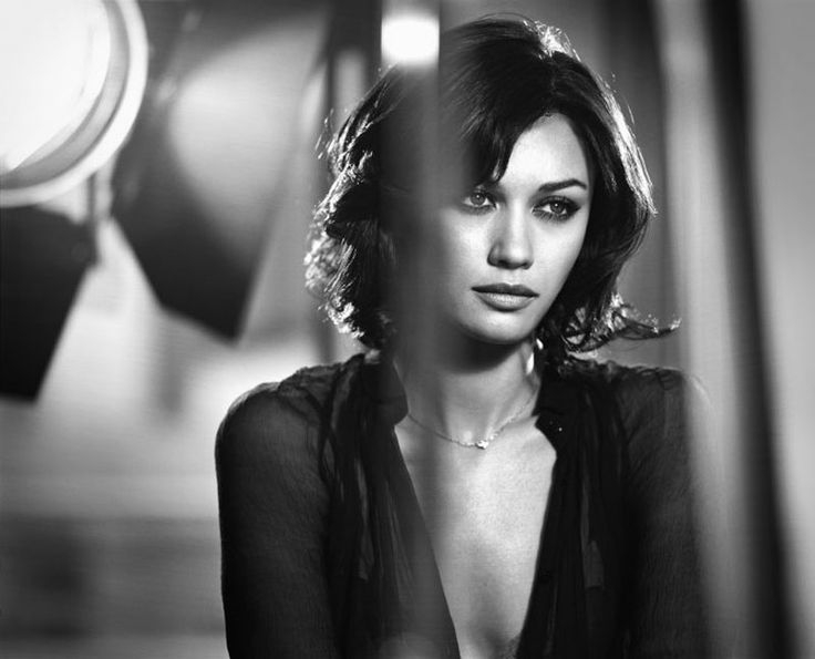 Olga Kurylenko - Inspiration for Photography Midwest - photographymidwest.com