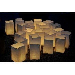 Set de 10 minis sacs à lumière - Le Repère des Belettes
