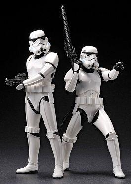 """Увеличить """"Набор фигурок Штурмовики """"Звездные Войны"""" (Kotobukiya Star Wars Stormtrooper Two-pack ArtFX+)"""""""