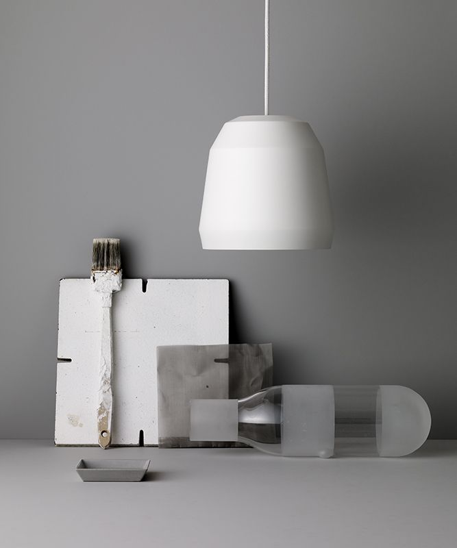 Mingus P1 White designed by Cecilie Manz