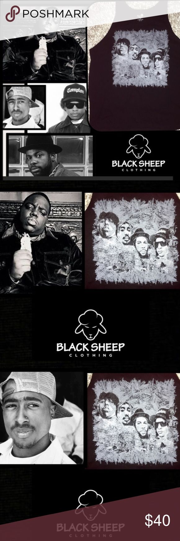 Black Sheep•Biggie Smalls,2PacJamMasterJay,EazyE Gone but not forgotten for the influence& style each artist brought to Rap and Hip Hop Biggie Smalls •AKA The Notorious B.I.G.5/21/72 Brooklyn New York Died 3/9/97(age 24)Los Angeles California Tupac Shakur•AKA 2Pac 6/16/71East Harlem,NY,Died 9/13/96(age 25)Jam Master Jay of Run DMC•AKA Hip Hops Jam Master Funk 1/21/65 NYC,NYDied 10/30/02(age 37) Eazy E of N.W.A. 9/7/64 AKA•The God Father of Gangsta Rap Compton California Died 3/26/95 (age…