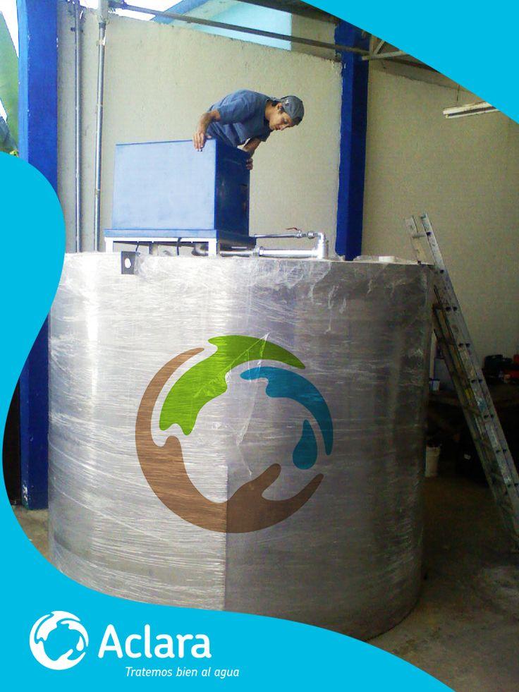Permita que un asesor de Aclara revise su proyecto y le indique la norma que debe cumplir su descarga de agua tratada. http://aclara.mx/