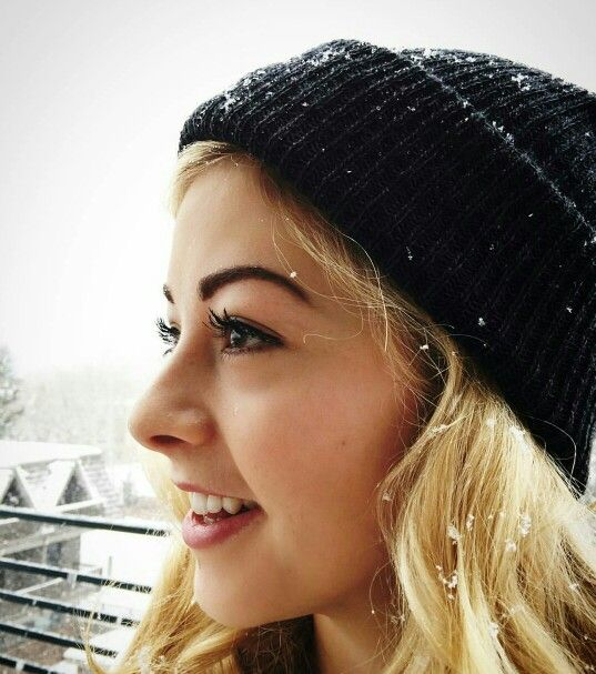 Gracie Gold. It is honestly unfair how pretty she is!