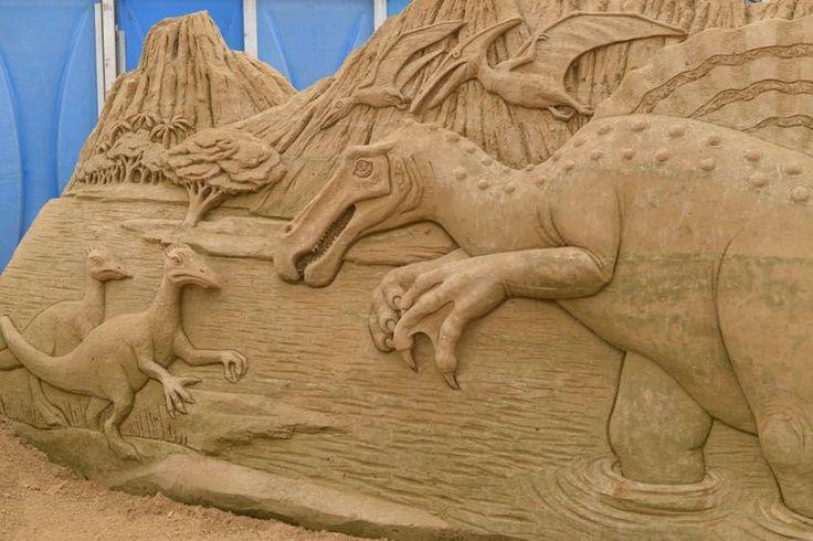 Sandsculpture Festival