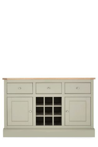 Buy Shaftesbury Sage Painted Sideboard from the Next UK online shop