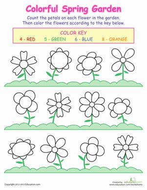 78 Best images about Preschool VPK on Pinterest | Coloring pages ...