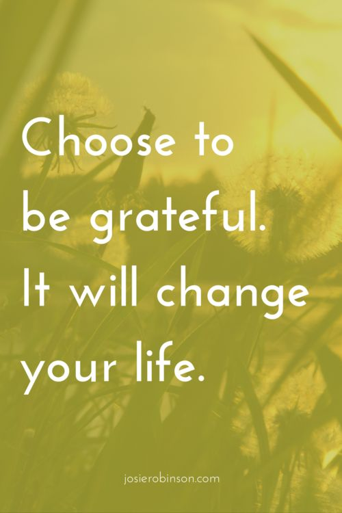 Inspirational advice on why you should start a gratitude practice... | gratitude journal ideas | positive thinking motivation |