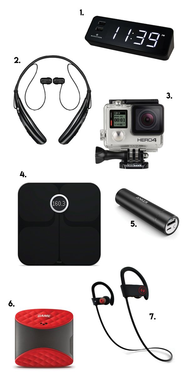Men S Holiday Gift Guide Pinterest Tech Gifts Christmas Ping And