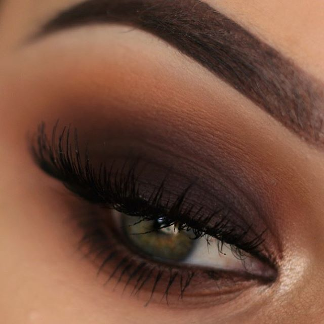 25+ best ideas about Brown smokey eye on Pinterest | Brown smoky ...