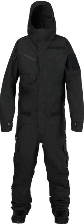 Комбинезон для сноуборда Burton Flight Suit #burton #alphaindustries #undefeated