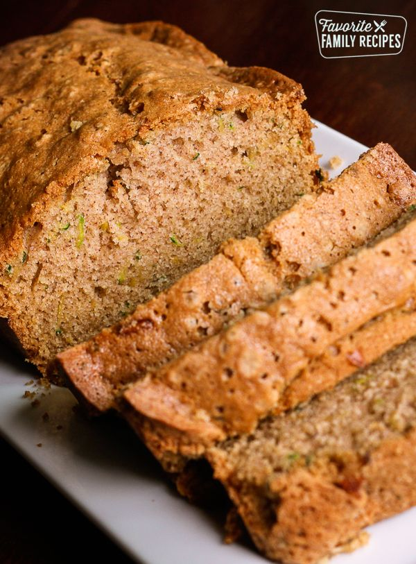 Our Mom X27 S Zucchini Bread Recipe Is A No Fail Flavorful And