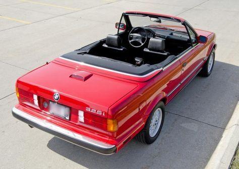 1990 BMW 325i Cabriolet