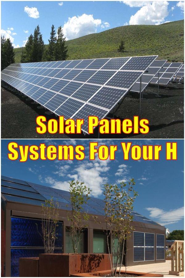 Latest Solar Energy Advice You Should Consider In 2020 Solar Power House Solar Solar Energy