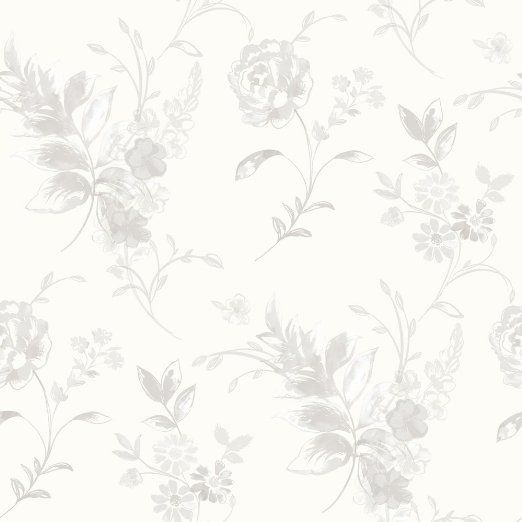 "Borastapeter 6611 0.53 x 10.05 m ""Graceful Living"" Wallpaper"