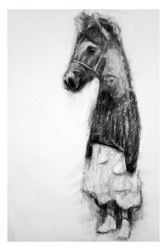 Drawings - Mark Francis Williams