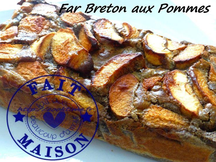 Far Breton au blé noir ( au Thermomix )