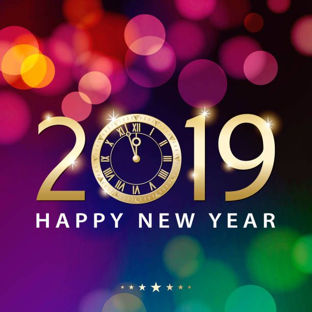 Happy New Year To All Our Friends Families Colleagues And