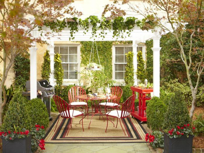 17 best pergola moderne images on Pinterest Pergolas, Arbors and - outdoor patio design ideen